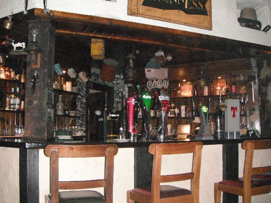 Mulroy Woods Hotel: The smallest bar that is always open