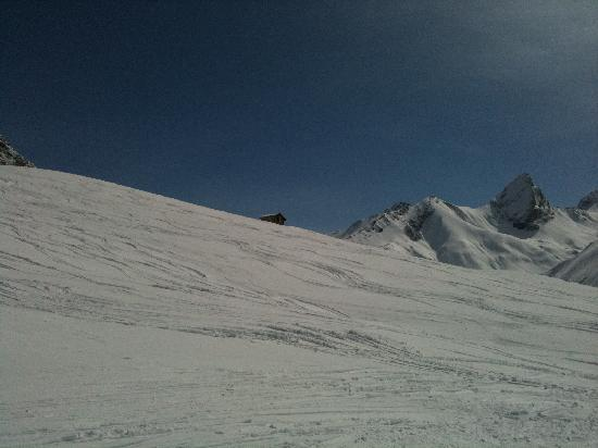 Lech, Áustria: Winterimpressionen