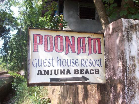 Poonam Village Resort: Poonam is in confenient location