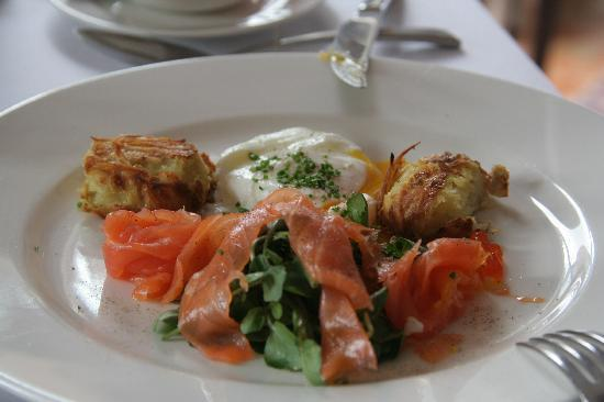 Kasbah Tamadot: breakfast