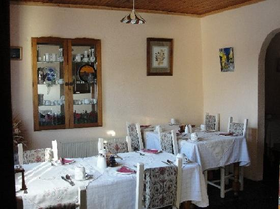 Killilagh House: dining room