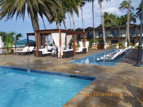 Divi new pool area picture of divi aruba all inclusive - Divi all inclusive ...