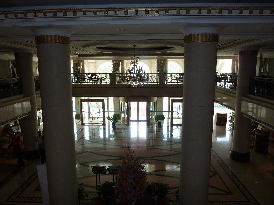 Datong Hotel: le hall