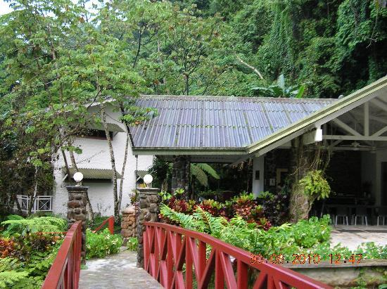 Canopy Lodge via Bridge & Canopy Lodge via Bridge - Picture of Canopy Lodge El Valle de Anton ...