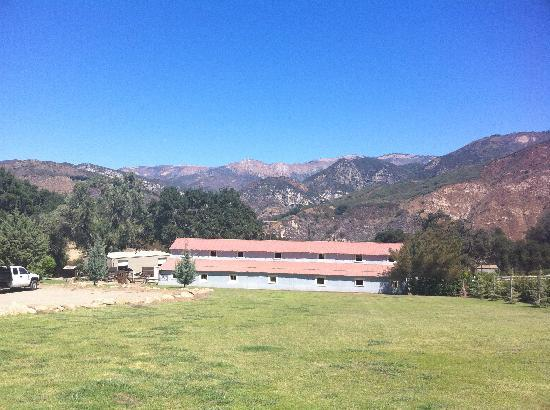 Rancho Oso RV & Camping Resort: Rancho Oso Barn
