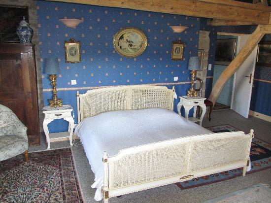 Le Mas Azemar : Our room 1