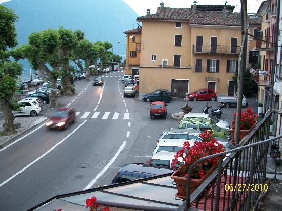 Cima, Italy: la piazza