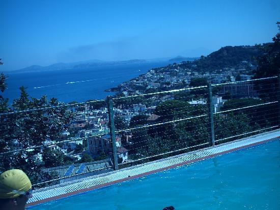 Suisse Thermal Village: piscina vista mare