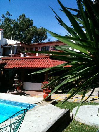 Hotel Cadiz: Alberca