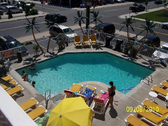 American Safari Motel: pool