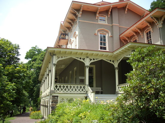 Jim Thorpe, PA: Asa Packer Mansion