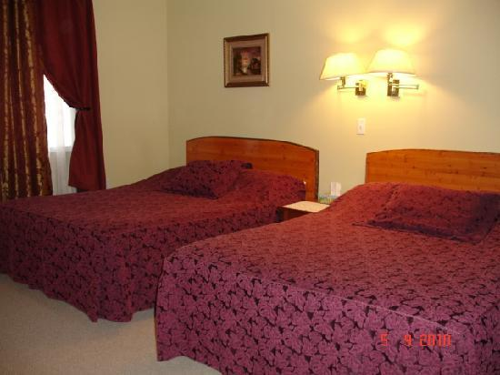 Villa Maria Country Inn Bed and Breakfast: comfortable room setting