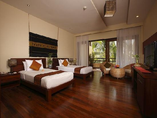 Bayview - The Beach Resort: Deluxe Gardenview Room