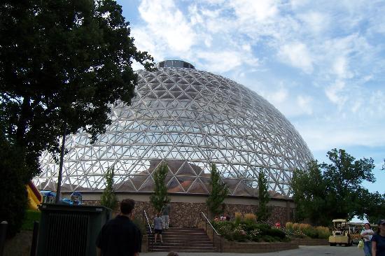 Henry Doorly Zoo: Desert Dome