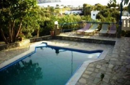 Hotel Lofos: Η πισίνα  το ξενοδοχείου Lofos