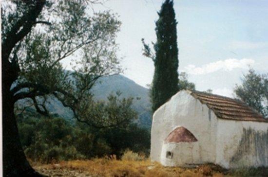 Hotel Lofos: chapel