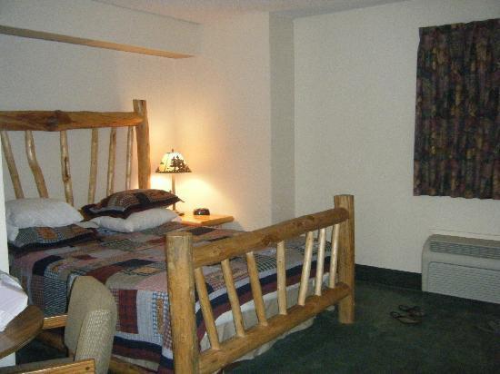 Americas Best Value Inn Kalispell: Sleeping area