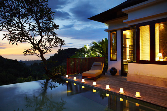The Damai: Junior pool in the two bedroom villa