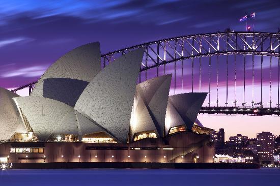 Sydney, Australia: The Iconicity