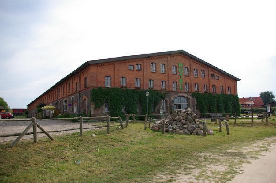 Landhotel Zur Scheune: Hotel - außen