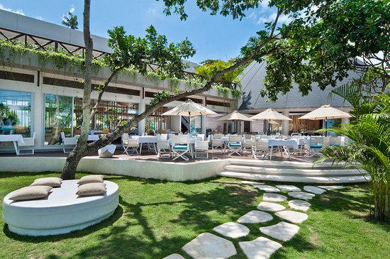 Cocoon Restaurant Bar Beach Club: Restaurant