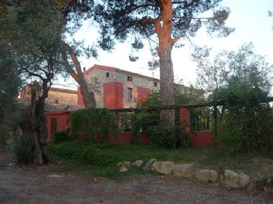 Rossano, Italia: esterno Terrarossa