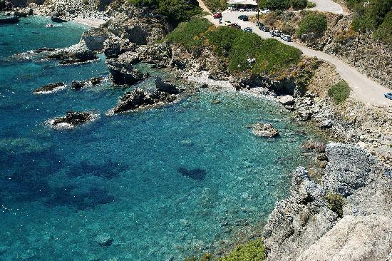 Skopelos, Grækenland: Vista da Agios Ioannis