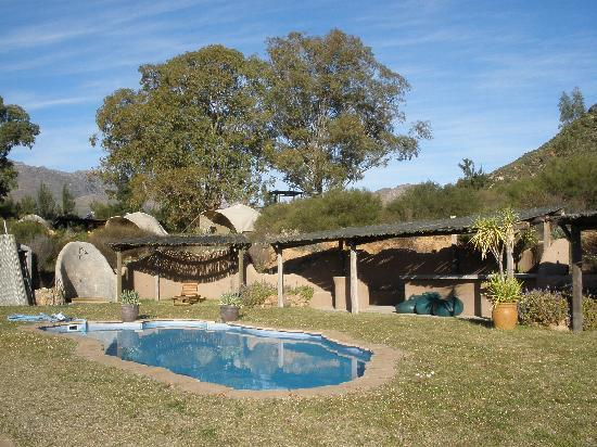 Citrusdal, Sudáfrica: The swimming pool
