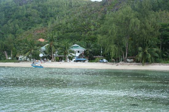 Ocean Bay Guest House: villette vista mare
