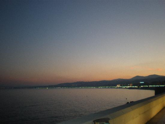 Nice, France: Nizza by Night