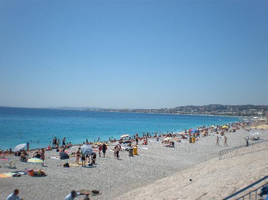 Nicea, Francja: Immer ein Platz Frei
