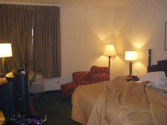 Comfort Inn Ankeny: mish-mash