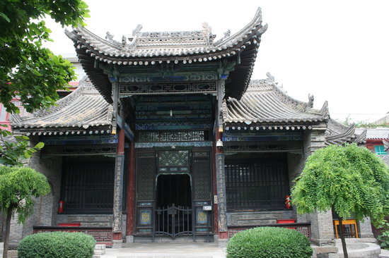 Xi'an Mosque: Mosque