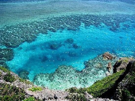 フナウサギバナタからの海 - Picture of Irabu-jima Island, Miyakojima ...