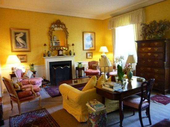 Kilmichael Country House Hotel: one drawing room
