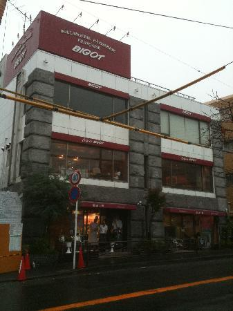 Chez BIGOT: ビゴの店 外観