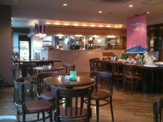 Chez BIGOT: ビゴの店 2階カフェ