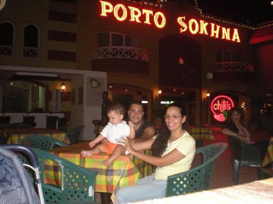 Porto Sokhna Resort & Spa: in the outside
