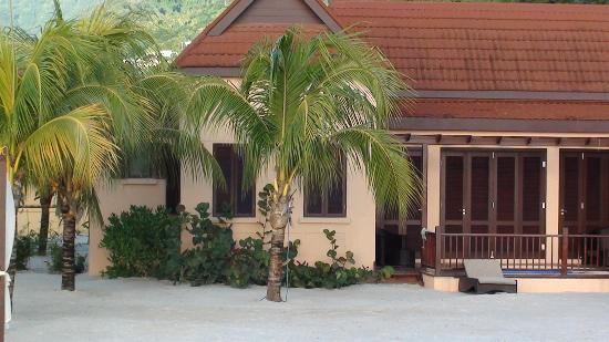 Buccament Bay Resort: Excellent 5 star villa'sComplemented by excellent staff