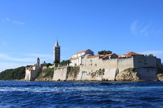 Banjol, Kroatia: Old Town Rab