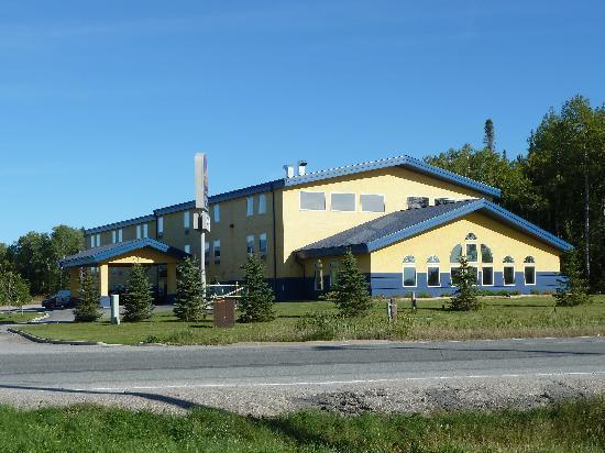 Best Western Sioux Lookout Inn: Hotel view