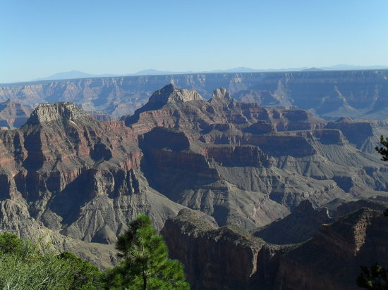 Parque Nacional do Grand Canyon, AZ: Just one of the  awesome views
