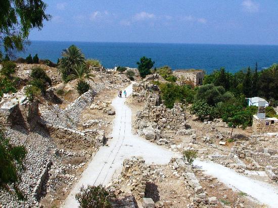 Libanon: byblos