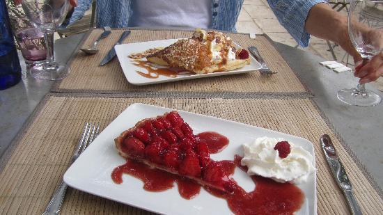 Grenier a Sel Le : Desserts