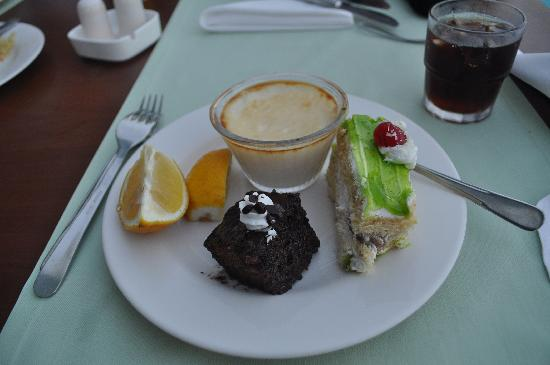 ซีไล แฟมิลี่รีสอร์ทโฮเต็ล: the food