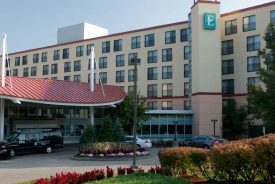 Embassy Suites by Hilton Boston Marlborough : Front