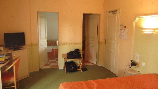 Auberge Bienvenue : Room