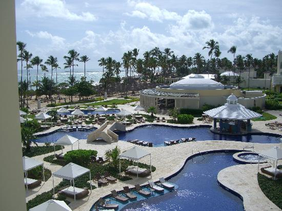 Iberostar Grand Hotel Bavaro: Pools/Bar
