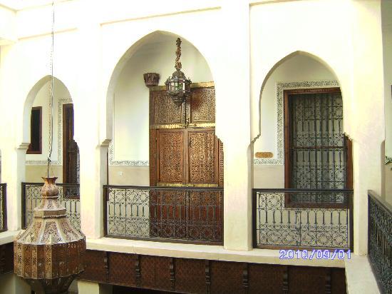 Riad le Clos des Arts: L'ingresso di una delle suite