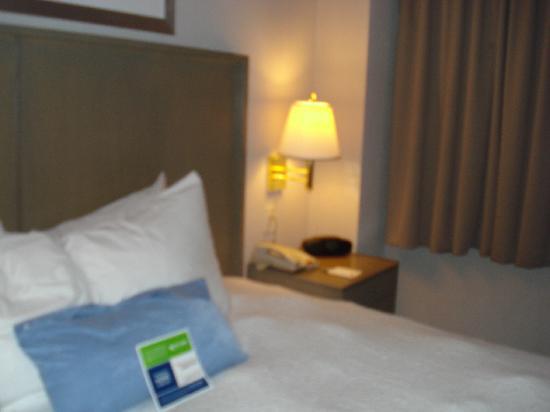 Hampton Inn Manhattan - Madison Square Garden Area: Nuestra habitacion